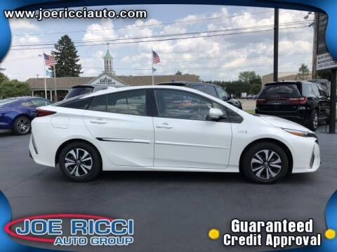 2018 Toyota Prius Prime for sale at Mr Intellectual Cars in Shelby Township MI
