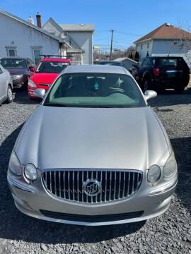 2008 Buick LaCrosse for sale at Keyser Autoland llc in Scranton PA