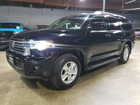 2018 Toyota Sequoia for sale at 916 Auto Mart ONLY $399 DOWN!!!* in Sacramento CA