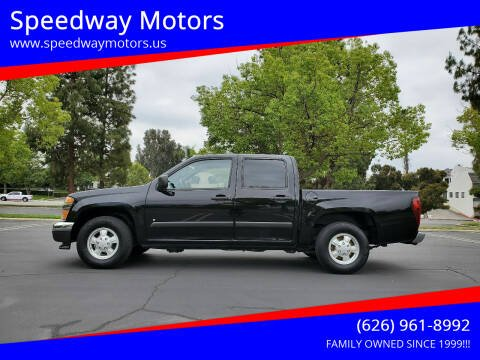2007 Chevrolet Colorado for sale at Speedway Motors in Glendora CA