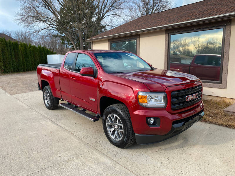 2018 GMC Canyon for sale at VITALIYS AUTO SALES in Chicopee MA