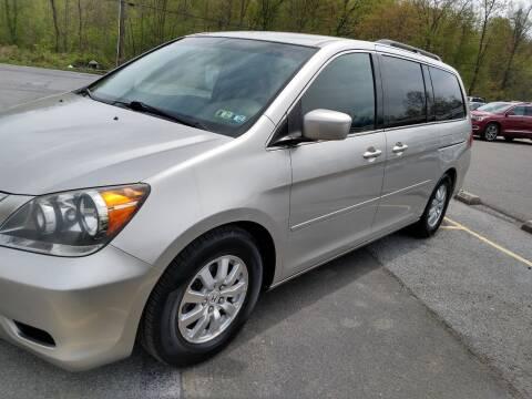 2009 Honda Odyssey for sale at 100 Motors in Bechtelsville PA