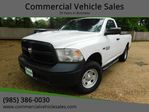 2013 RAM Ram Pickup 1500 for sale at Commercial Vehicle Sales in Ponchatoula LA