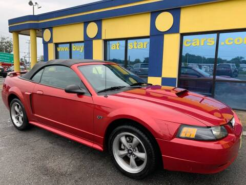 2001 Ford Mustang for sale at Star Cars Inc in Fredericksburg VA