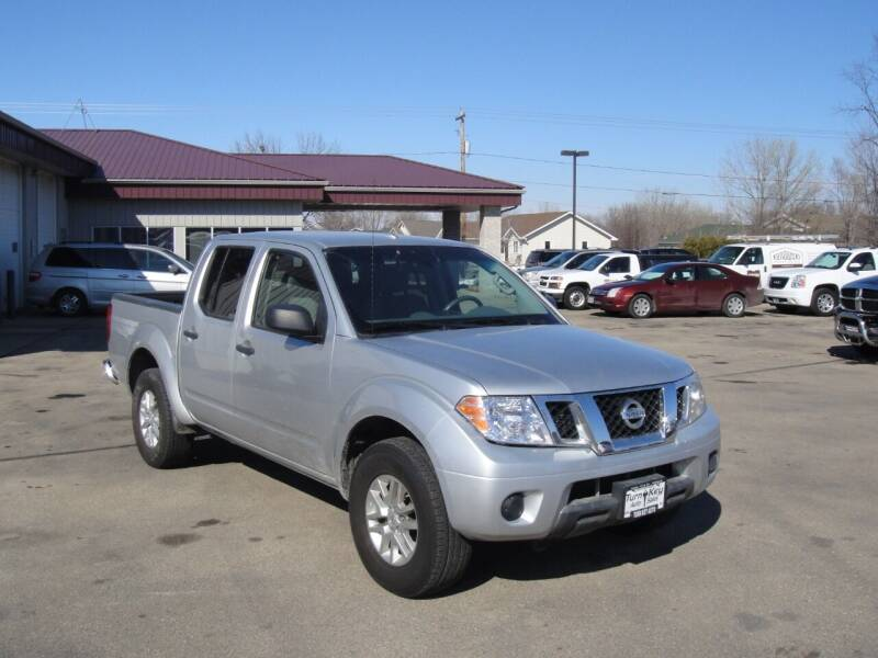 2014 Nissan Frontier for sale at Turn Key Auto in Oshkosh WI