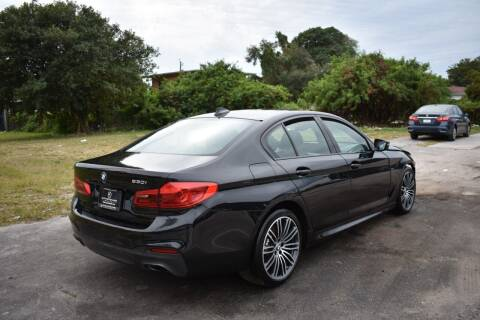 2019 BMW 5 Series for sale at STS Automotive - Miami, FL in Miami FL