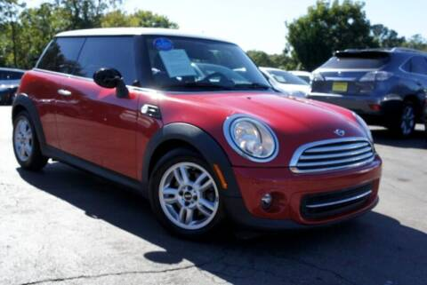 2013 MINI Hardtop for sale at CU Carfinders in Norcross GA