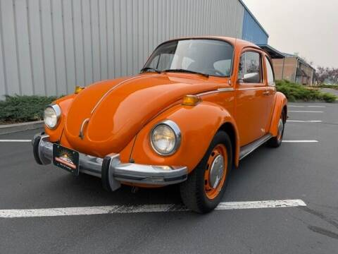 1973 Volkswagen Beetle for sale at Parnell Autowerks in Bend OR