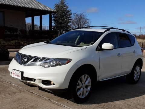 2014 Nissan Murano for sale at Red Rock Auto LLC in Oklahoma City OK