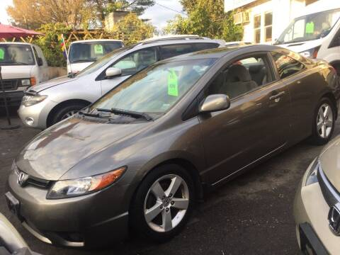 2007 Honda Civic for sale at Drive Deleon in Yonkers NY