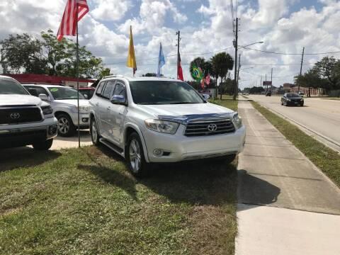 2008 Toyota Highlander for sale at Mendz Auto in Orlando FL