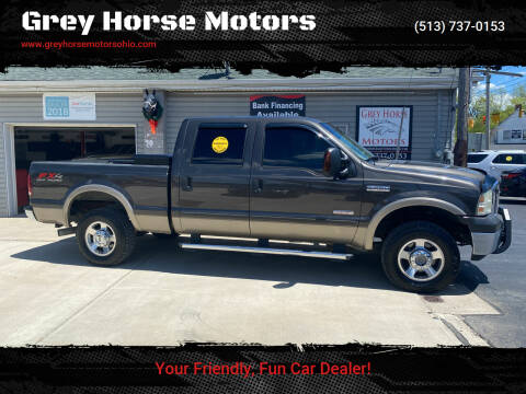 2005 Ford F-250 Super Duty for sale at Grey Horse Motors in Hamilton OH