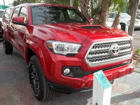 2016 Toyota Tacoma for sale at PJ's Auto World Inc in Clearwater FL