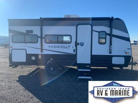 2021 Keystone HIDEOUT 174RK for sale at SOUTHERN IDAHO RV AND MARINE in Jerome ID