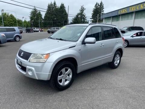 2006 Suzuki Grand Vitara for sale at TacomaAutoLoans.com in Lakewood WA