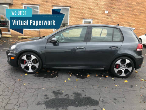 2012 Volkswagen GTI for sale at Auto Sport INC in Grand Rapids MI