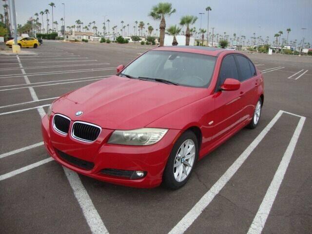 2010 BMW 3 Series for sale at FREDRIK'S AUTO in Mesa AZ
