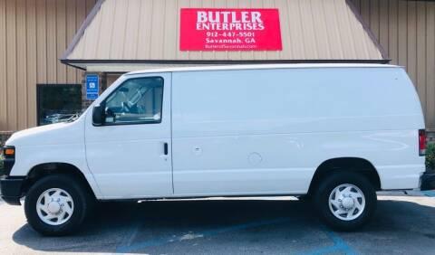2014 Ford E-Series Cargo for sale at Butler Enterprises in Savannah GA