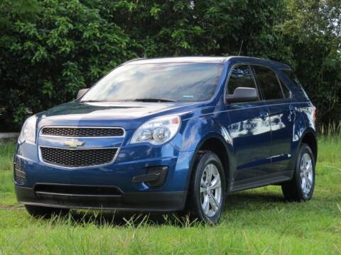 2010 Chevrolet Equinox for sale at DK Auto Sales in Hollywood FL
