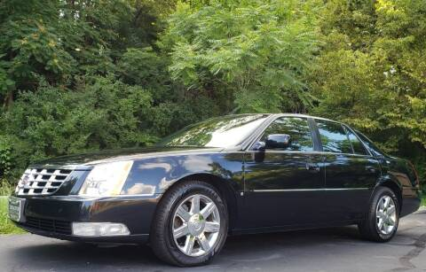 2007 Cadillac DTS for sale at The Motor Collection in Columbus OH