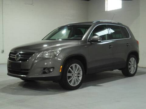 2010 Volkswagen Tiguan for sale at Ohio Motor Cars in Parma OH