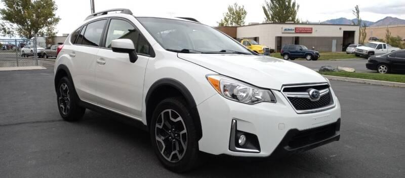 2017 Subaru Crosstrek for sale at AUTOMOTIVE SOLUTIONS in Salt Lake City UT