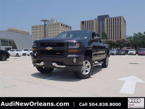 2016 Chevrolet Silverado 1500 for sale at Metairie Preowned Superstore in Metairie LA