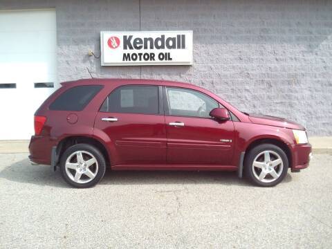2008 Pontiac Torrent for sale at Keller North Country Motors in Howard City MI