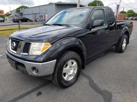 2008 Nissan Frontier for sale at Arcia Services LLC in Chittenango NY