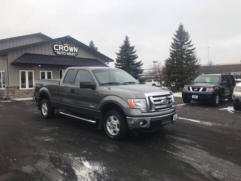 2011 Ford F-150 for sale at Crown Motor Inc in Grand Forks ND