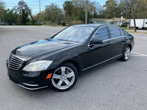 2010 Mercedes-Benz S-Class for sale at CHECK  AUTO INC. in Tampa FL