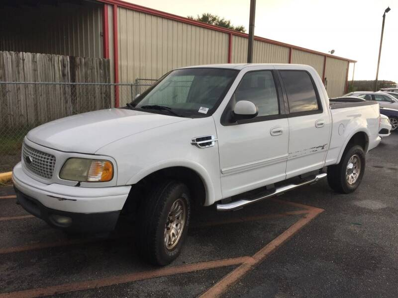 2003 Ford F-150 for sale at CARZ4YOU.com in Robertsdale AL