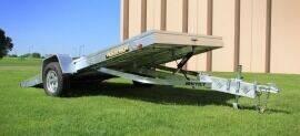 2022 Aluma 6810 TILT for sale at ALL STAR TRAILERS Utilities in , NE