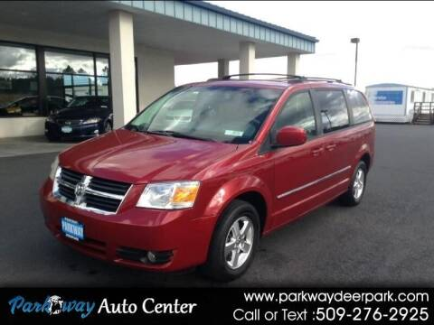 2008 Dodge Grand Caravan for sale at PARKWAY AUTO CENTER AND RV in Deer Park WA