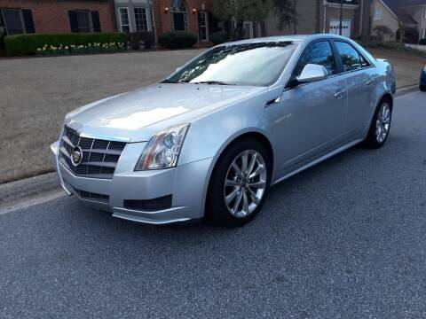 2011 Cadillac CTS for sale at Don Roberts Auto Sales in Lawrenceville GA
