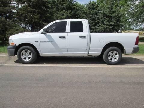 2011 RAM Ram Pickup 1500 for sale at Joe's Motor Company in Hazard NE