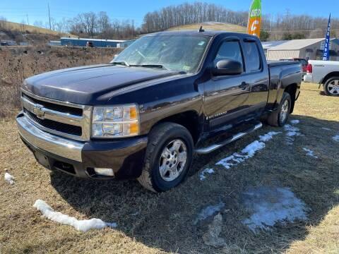 2008 Chevrolet Silverado 1500 for sale at ABINGDON AUTOMART LLC in Abingdon VA