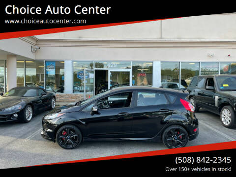 2018 Ford Fiesta for sale at Choice Auto Center in Shrewsbury MA