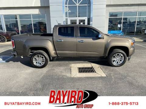 2016 GMC Canyon for sale at Bayird Truck Center in Paragould AR