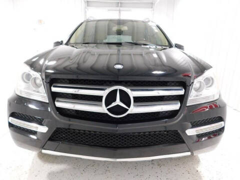 2012 Mercedes-Benz GL-Class for sale at FrankBryan Auto & Logistics in Lithia Springs GA