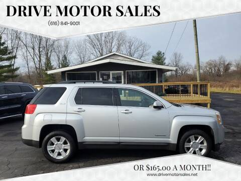 2013 GMC Terrain for sale at Drive Motor Sales in Ionia MI