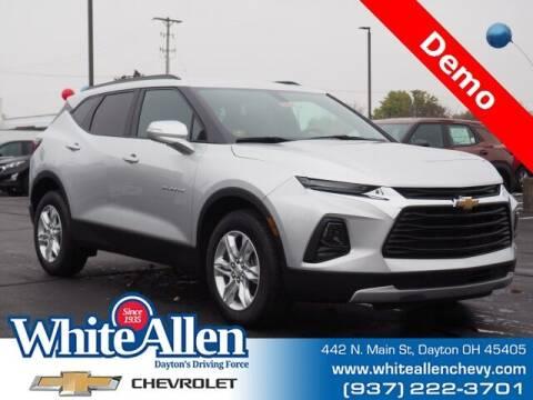 2020 Chevrolet Blazer for sale at WHITE-ALLEN CHEVROLET in Dayton OH
