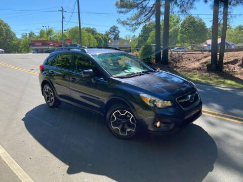 2014 Subaru XV Crosstrek for sale at THE AUTO FINDERS in Durham NC