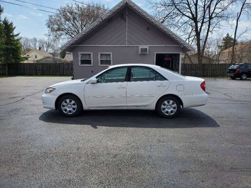 2004 Toyota Camry for sale at Deals on Wheels in Oshkosh WI