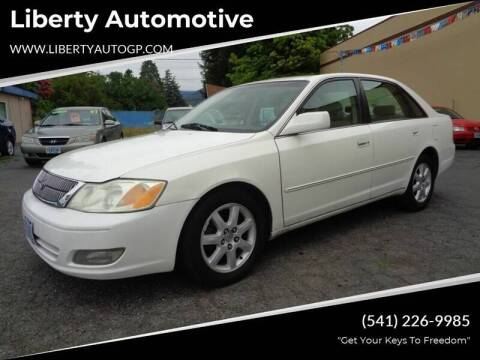 2000 Toyota Avalon for sale at Liberty Automotive in Grants Pass OR