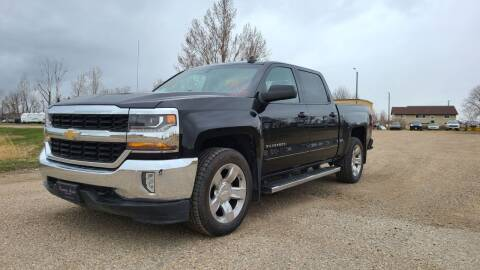 2016 Chevrolet Silverado 1500 for sale at Sinner Auto in Waubay SD