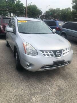2013 Nissan Rogue for sale at Z & A Auto Sales in Philadelphia PA