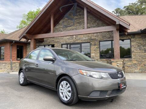 2012 Kia Forte for sale at Auto Solutions in Maryville TN