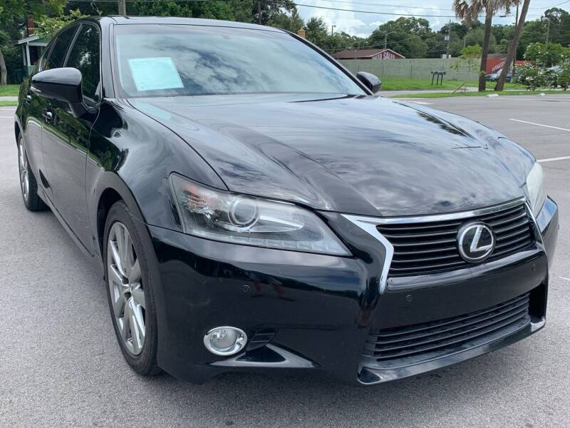 2013 Lexus GS 350 for sale at Consumer Auto Credit in Tampa FL