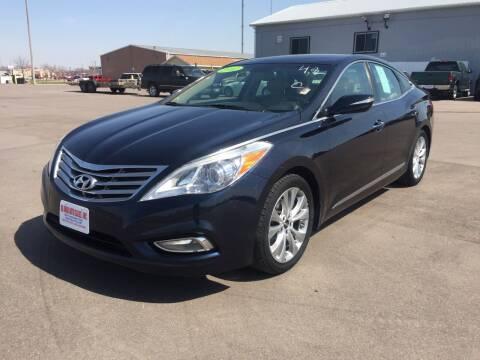 2012 Hyundai Azera for sale at De Anda Auto Sales in South Sioux City NE